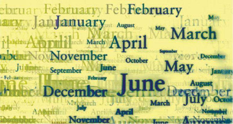 Display Calendar 2011