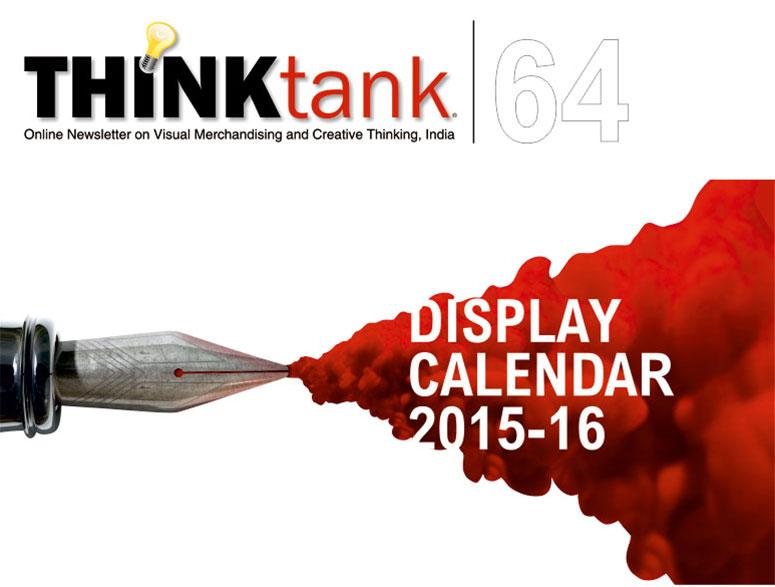 ThinkTank Display Calendar 2015-16